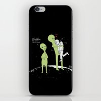 Don't Talk To Strangers,… iPhone & iPod Skin