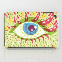 Front Looking Psychedeli… iPad Case