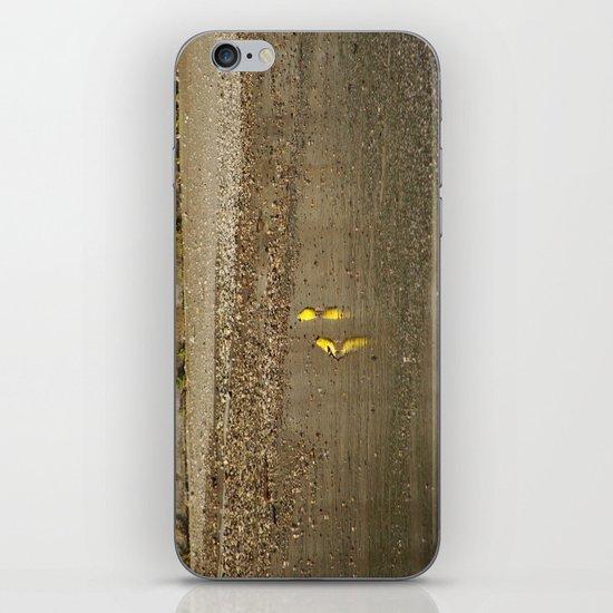 Yellow Birds iPhone & iPod Skin