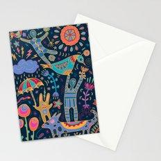 Balancing Act Stationery Cards