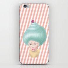 Miss Cupcake iPhone & iPod Skin