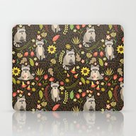 Raccoons Laptop & iPad Skin