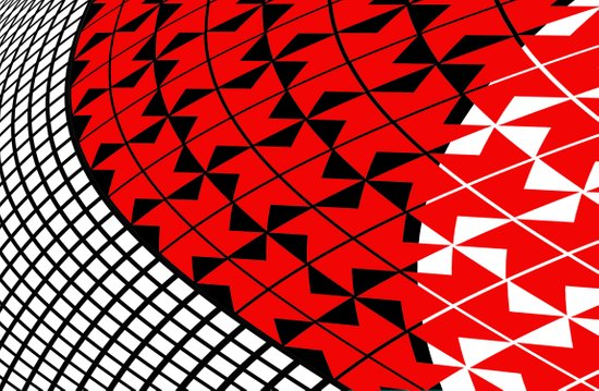 New Wave Art Print