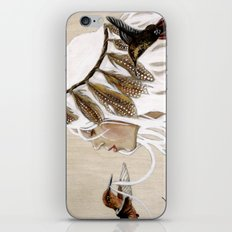 Humming iPhone & iPod Skin
