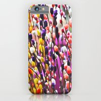 Abstract Pussy Willows iPhone 6 Slim Case