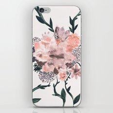 Summer Flowers iPhone & iPod Skin