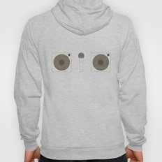 Two Turntables and a Microphone Hoody