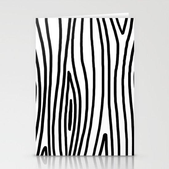 Raw Pattern Series: n.3 Stationery Card