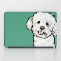 Gracie the Bichon iPad Case