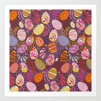 Easter Joy !  Art Print
