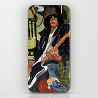 Johnny - ANALOG zine iPhone & iPod Skin