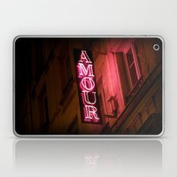 Oh l'amour Laptop & iPad Skin