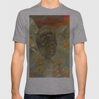 V1 Mens Fitted Tee Athletic Grey SMALL
