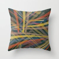 Op Ning A Avant Garde Bebopper From Hull Throw Pillow