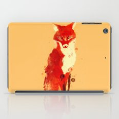 The fox, the forest spirit iPad Case