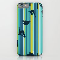 iPhone & iPod Case featuring Olympic Diving by Mel Smith Designs...