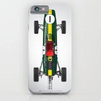 Outline Series N.º1, Ji… iPhone 6 Slim Case