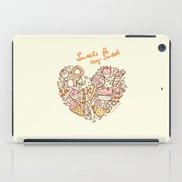 Heartfilled iPad Case