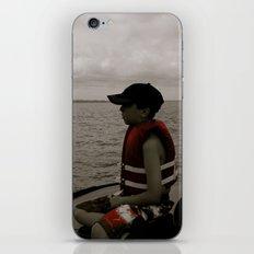Aidan White iPhone & iPod Skin