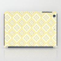 vintage 6 iPad Case