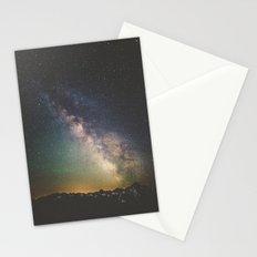 Milky Way IV Stationery Cards