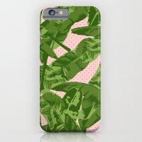 Banana Leaves iPhone 6 Slim Case