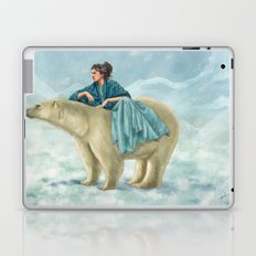 Arctic Queen Laptop & iPad Skin