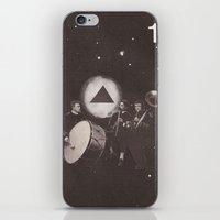 Keep Playing (no. 12) iPhone & iPod Skin