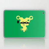 Cheese Burglar Laptop & iPad Skin