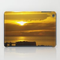 End of day iPad Case