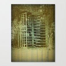 Enter@ownRisk Canvas Print