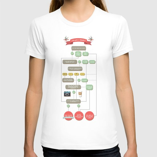 Are you a hipster? T-shirt