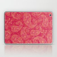 Crazy Paisley Laptop & iPad Skin