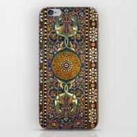 Sicilian ART NOUVEAU - Stile Floreale  iPhone & iPod Skin