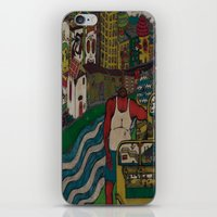 City of Angels iPhone & iPod Skin