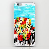 Cinque Terre, Italy iPhone & iPod Skin