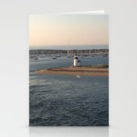 Brant Point Lighthouse Stationery Cards