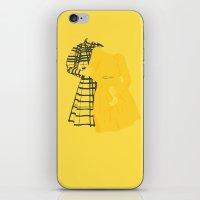 Queen Bees iPhone & iPod Skin