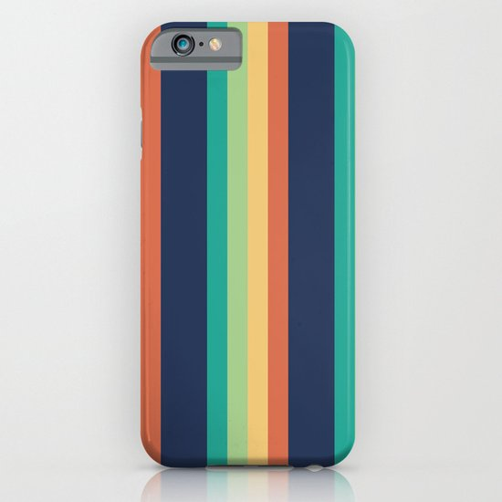 The Bright Side [Stripes] iPhone & iPod Case