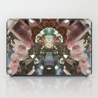 Crystal Collage iPad Case