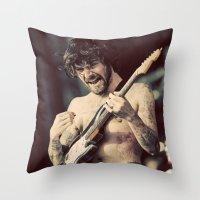Biffy Clyro Throw Pillow