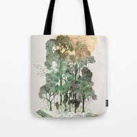 Jungle Book Tote Bag