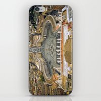 Piazza San Pietro, Vatican iPhone & iPod Skin