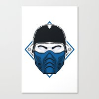 SubZero Canvas Print
