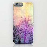 iPhone & iPod Case featuring abstract trees by Sylvia Cook Photography