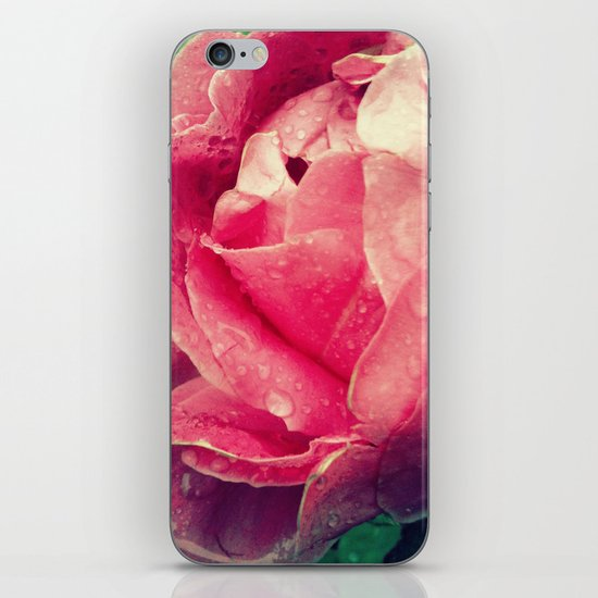 a day  iPhone & iPod Skin