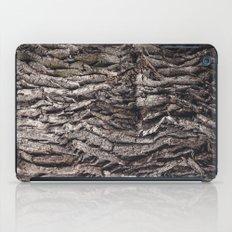 Oak tree trunk iPad Case