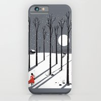 iPhone & iPod Case featuring little red cap by SpazioC