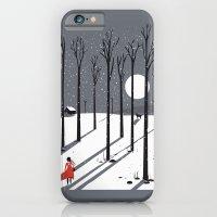 Little Red Cap iPhone 6 Slim Case