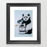 Let Freedom Spray Framed Art Print